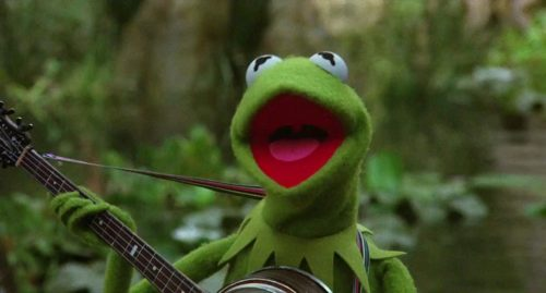 Kermit and the Rainbow Connection