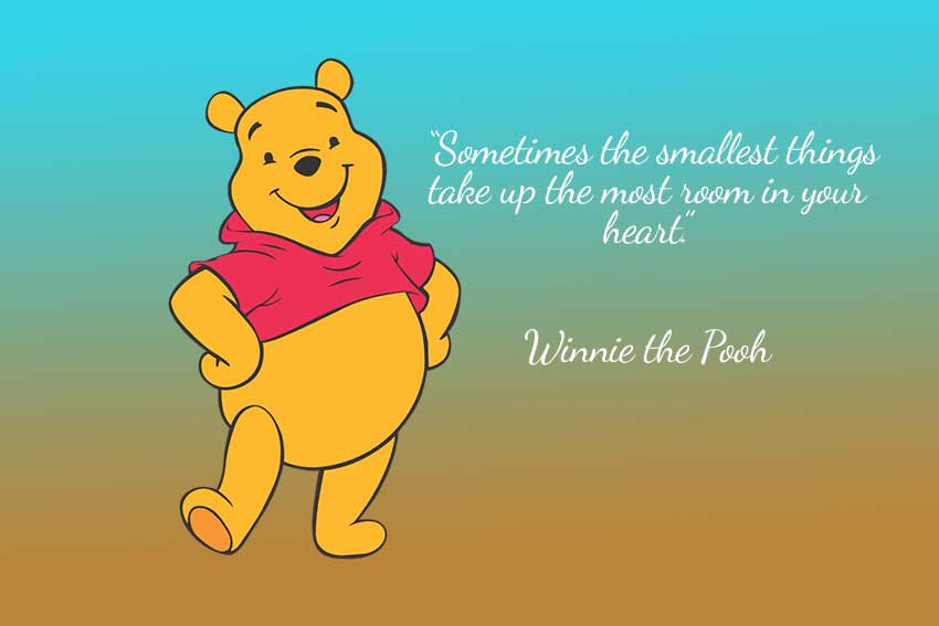 Winnie the Pooh Quotes - Wisdom from Winnie - SEE BE DO